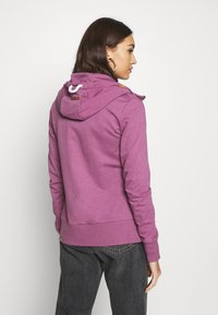 Ragwear - PAYA - veste en sweat zippée - lilac - 2