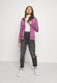 Ragwear - PAYA - veste en sweat zippée - lilac - 1