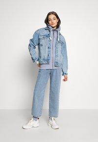 Ragwear - NESKA ZIP TWOTONE - Zip-up hoodie - lavender - 1