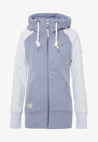 Ragwear - NESKA ZIP TWOTONE - Zip-up hoodie - lavender - 3