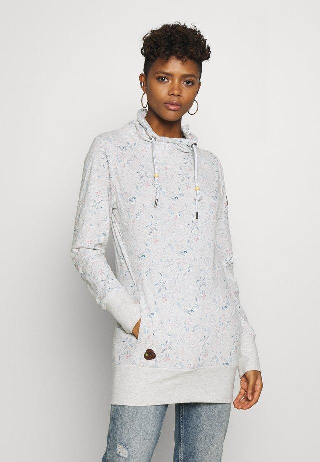NESKA - Langarmshirt - white
