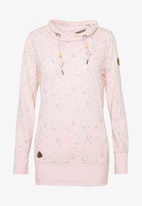 Ragwear - NESKA - Bluzka z długim rękawem - light pink - 5
