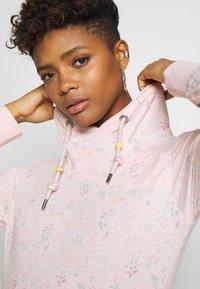 Ragwear - NESKA - Bluzka z długim rękawem - light pink - 3