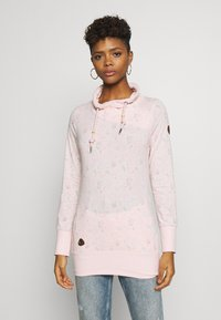 Ragwear - NESKA - Bluzka z długim rękawem - light pink - 0