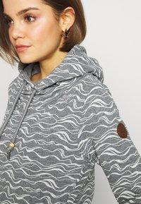 Ragwear - YODA ORGANIC - Sweat à capuche - grey - 5