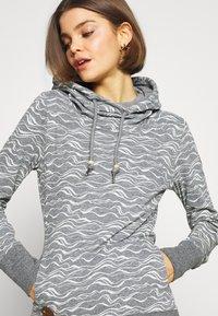 Ragwear - YODA ORGANIC - Sweat à capuche - grey - 3