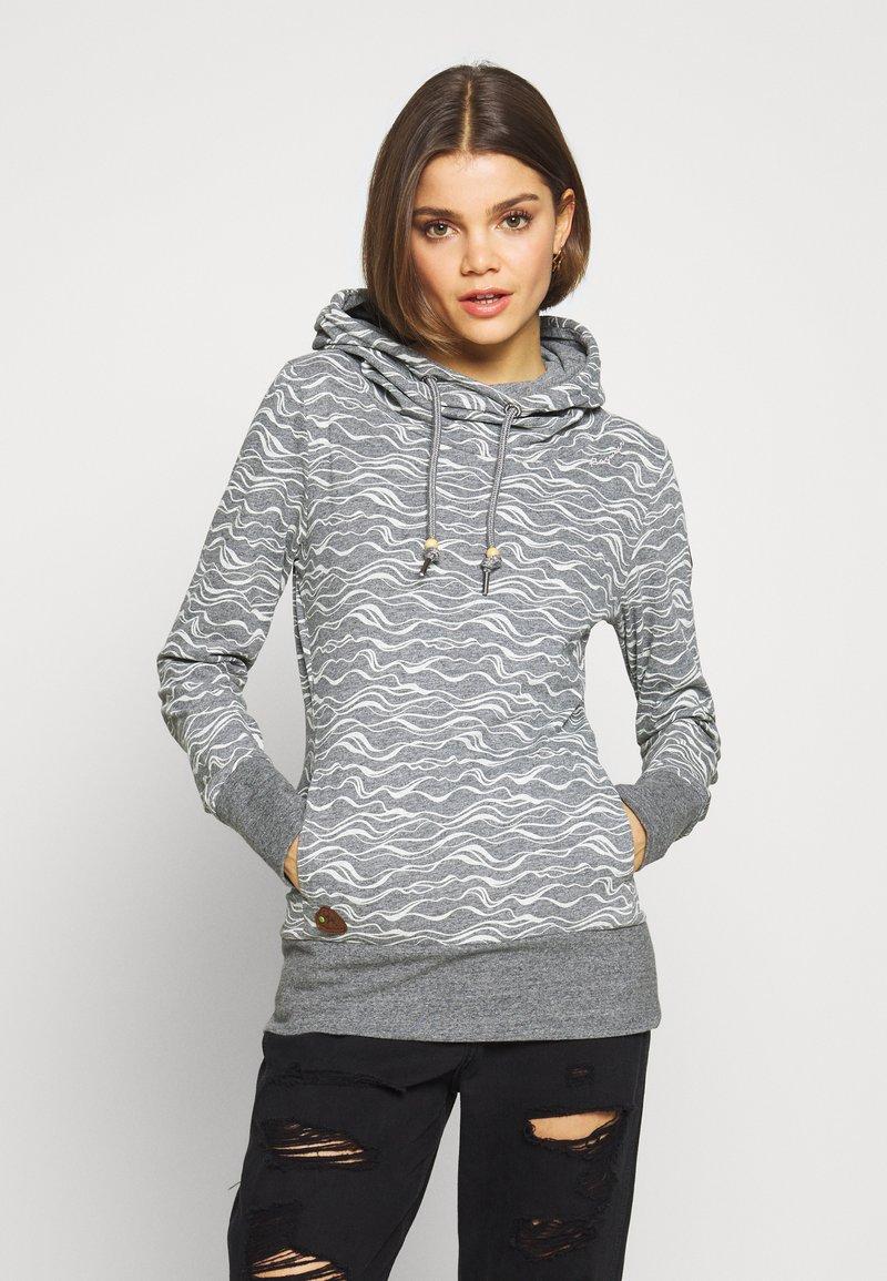 Ragwear - YODA ORGANIC - Sweat à capuche - grey