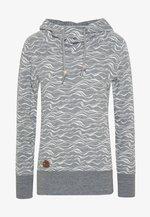 YODA ORGANIC - Luvtröja - grey