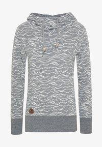 Ragwear - YODA ORGANIC - Sweat à capuche - grey - 4