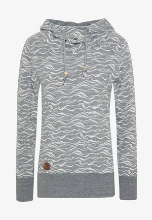YODA ORGANIC - Sweat à capuche - grey