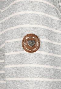 Ragwear - RYLIE - Zip-up hoodie - light grey - 2