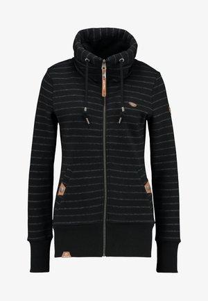 RYLIE - Mikina na zip - black
