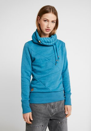 VIOLA - Sweater - blue