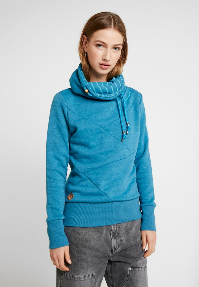 Ragwear - VIOLA - Sweater - blue