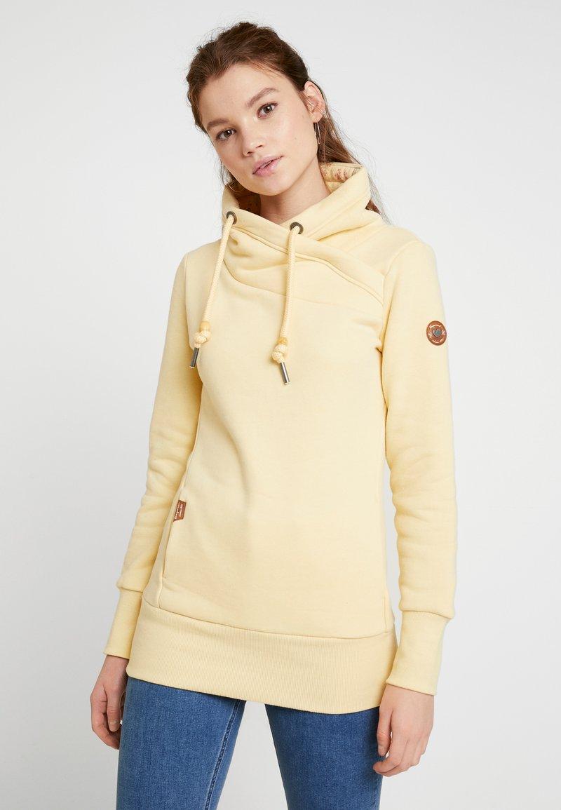 Ragwear - NESKA - Sweatshirt - yellow