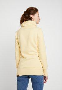 Ragwear - NESKA - Sweatshirt - yellow - 2