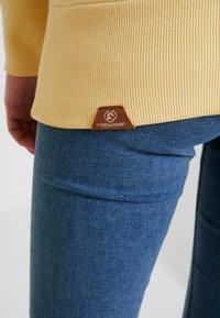 Ragwear - NESKA - Sweatshirt - yellow - 6