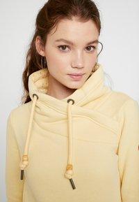 Ragwear - NESKA - Sweatshirt - yellow - 3