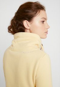 Ragwear - NESKA - Sweatshirt - yellow - 4