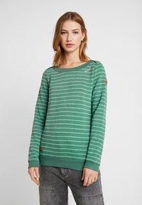 Ragwear - TASHI - Sweatshirt - green - 0