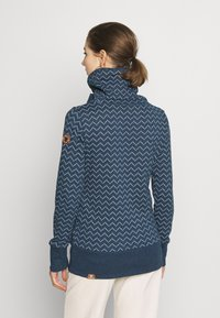 Ragwear - ZIG ZAG - Sweatshirt - blue - 2