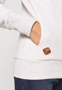 Ragwear - GRIPY BOLD - Hoodie - white - 4