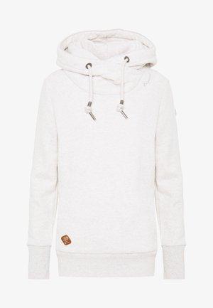 GRIPY BOLD - Hoodie - white