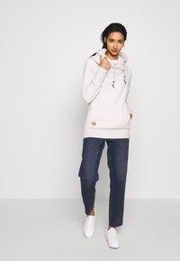 Ragwear - GRIPY BOLD - Hoodie - white - 1