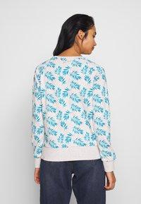 Ragwear - JOHANKA LEAVES - Sweater - white - 2