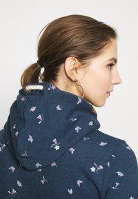 Ragwear - ZIP - Zip-up hoodie - denim blue - 3