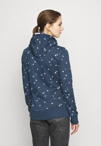 Ragwear - ZIP - Zip-up hoodie - denim blue - 2