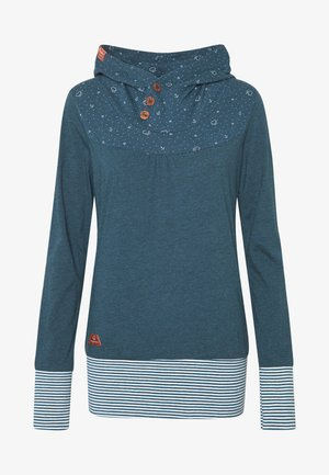 LUCIE - Longsleeve - denim blue