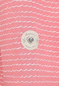 Ragwear - HOODIE RYLIE W - Sweater - rose - 3