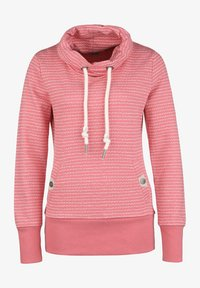 Ragwear - HOODIE RYLIE W - Sweater - rose - 0