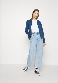 Ragwear - KENIA - Zip-up hoodie - denim blue - 1