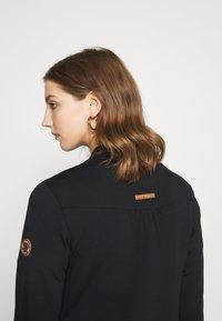 Ragwear - KENIA - Zip-up hoodie - black - 4