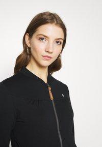 Ragwear - KENIA - Zip-up hoodie - black - 3
