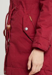 Ragwear - CANNY - Winter coat - wine red - 6