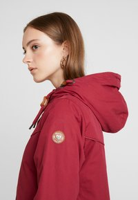 Ragwear - CANNY - Winter coat - wine red - 3