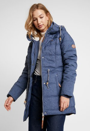 ASHANI PUFFY - Parka - navy