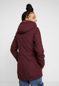 Ragwear - JANE - Parka - wine red - 2