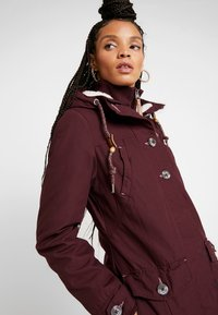 Ragwear - JANE - Parka - wine red - 3