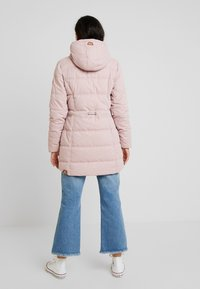 Ragwear - ASHANI PUFFY - Parka - old pink - 2