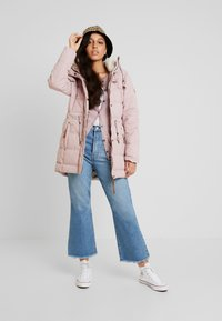 Ragwear - ASHANI PUFFY - Parka - old pink - 1