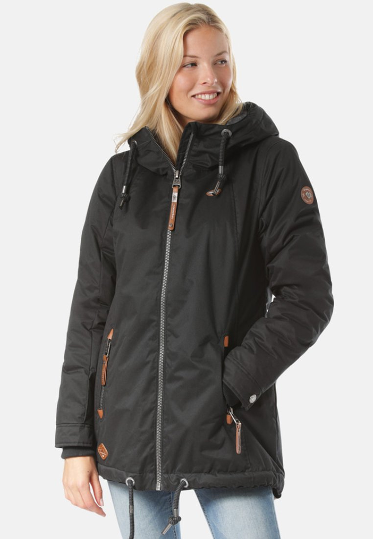 Ragwear - ZUZKA  - Outdoor jacket - black