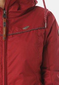 Ragwear - JOTTY  - Winterjas - red - 4