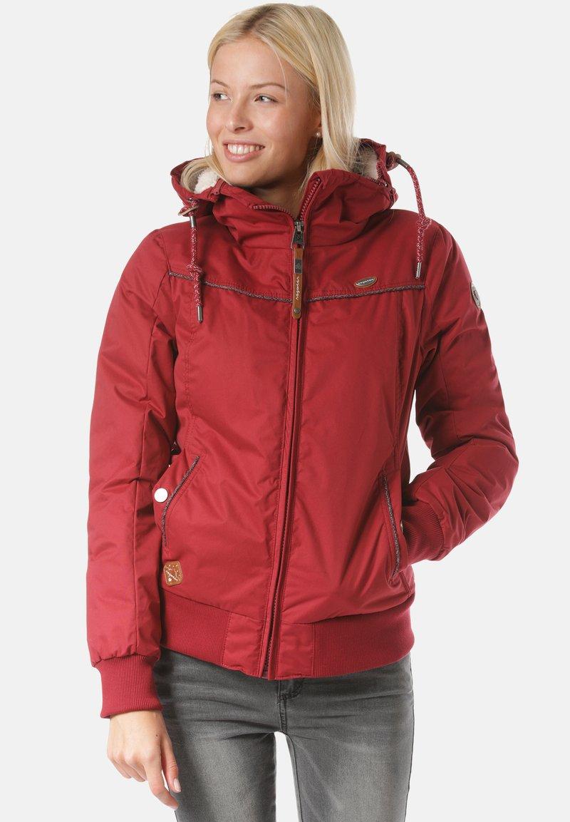 Ragwear - JOTTY  - Winterjas - red