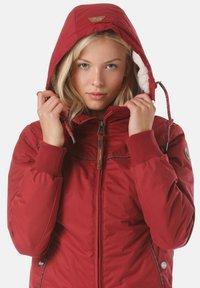 Ragwear - JOTTY  - Winterjas - red - 2
