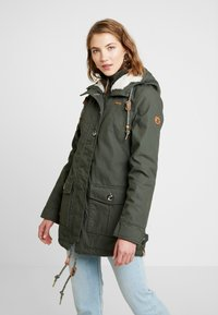 Ragwear - JANE - Winterjas - green - 0