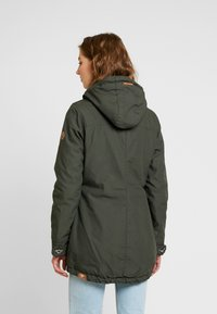 Ragwear - JANE - Winterjas - green - 2